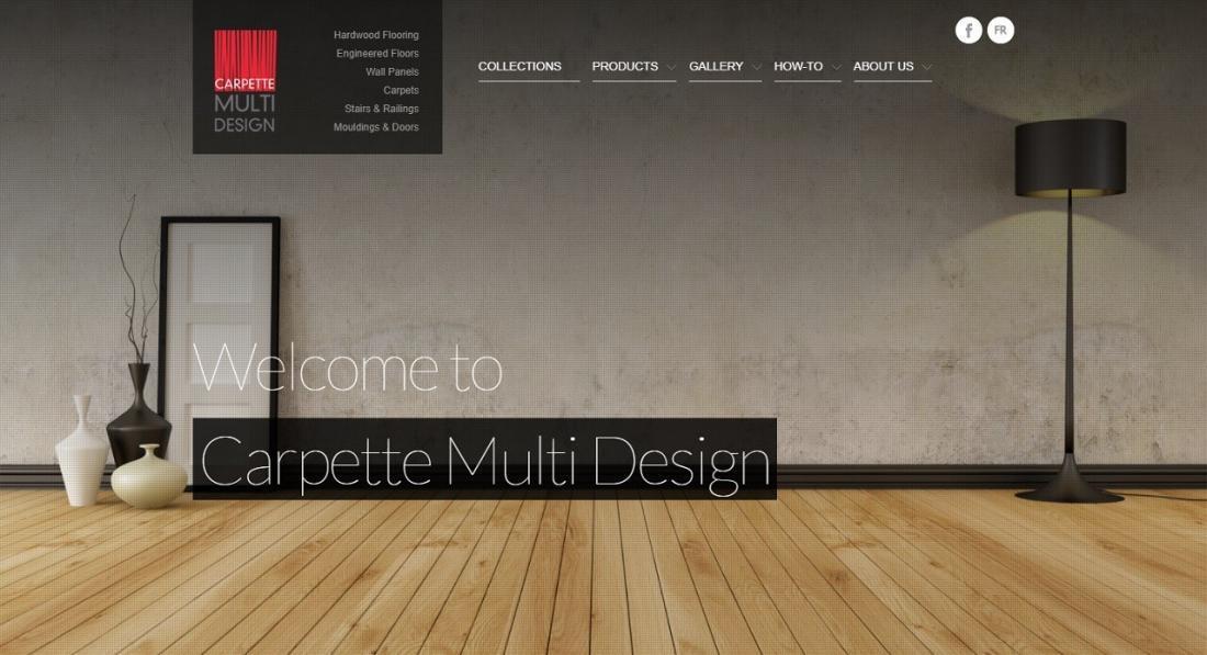 Carpette Multi Design, Portfolio WebCie, photo