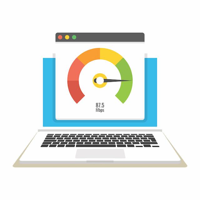 Référencement naturel - vitesse du site, WebCie