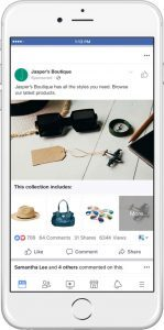 Facebook Ads, collection