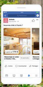 Facebook Ads, Slideshow