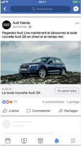 Facebook Ads, image