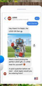 Publicités Facebook, Messenger