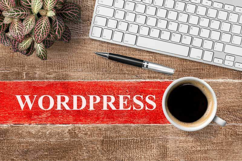 WordPress concept for creating awesome websites