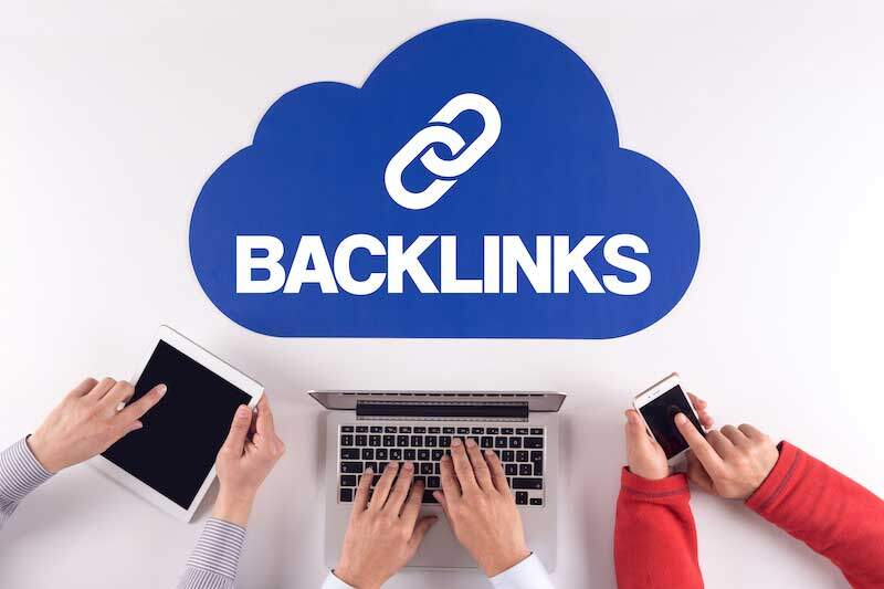concept of creating backlinks